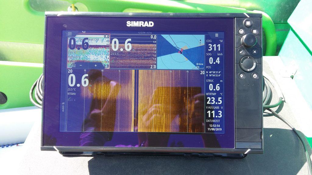 SIMRAD NSS 12 EVO3